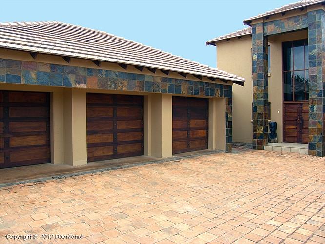 Rustic Garage Doors