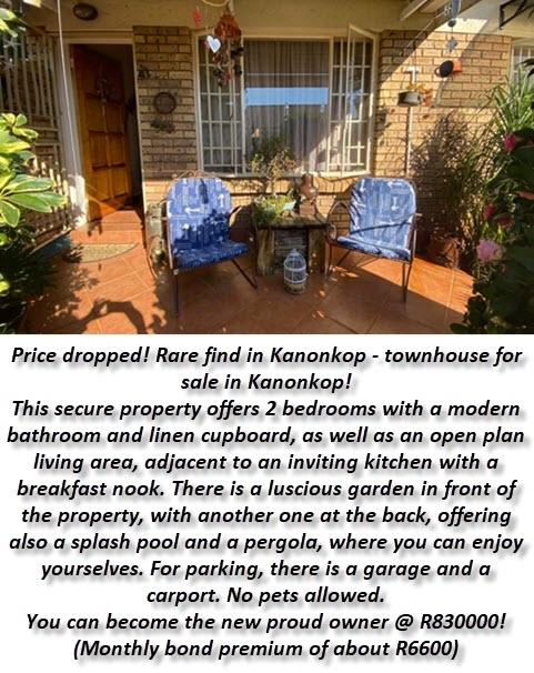 Rare find in Kanonkop