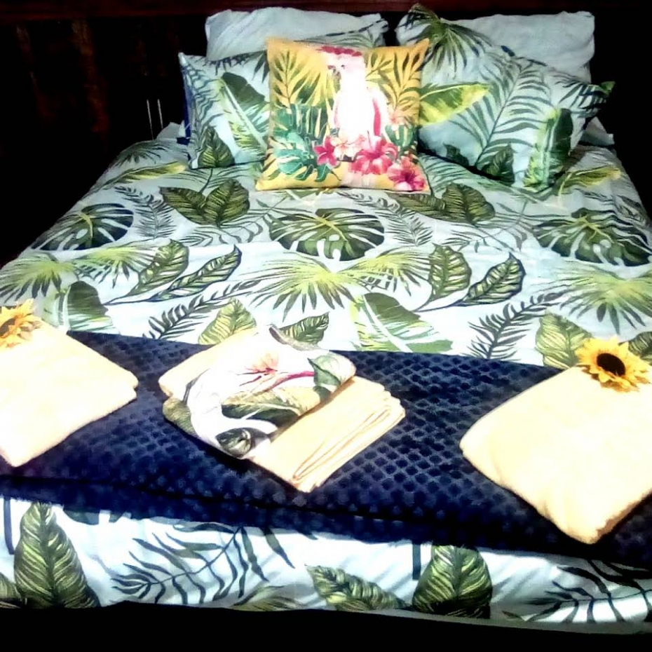 Living Waters Accommodation Bedroom