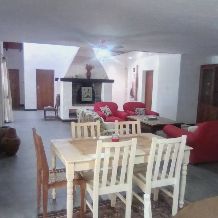 Living Waters Accommodation Lounge