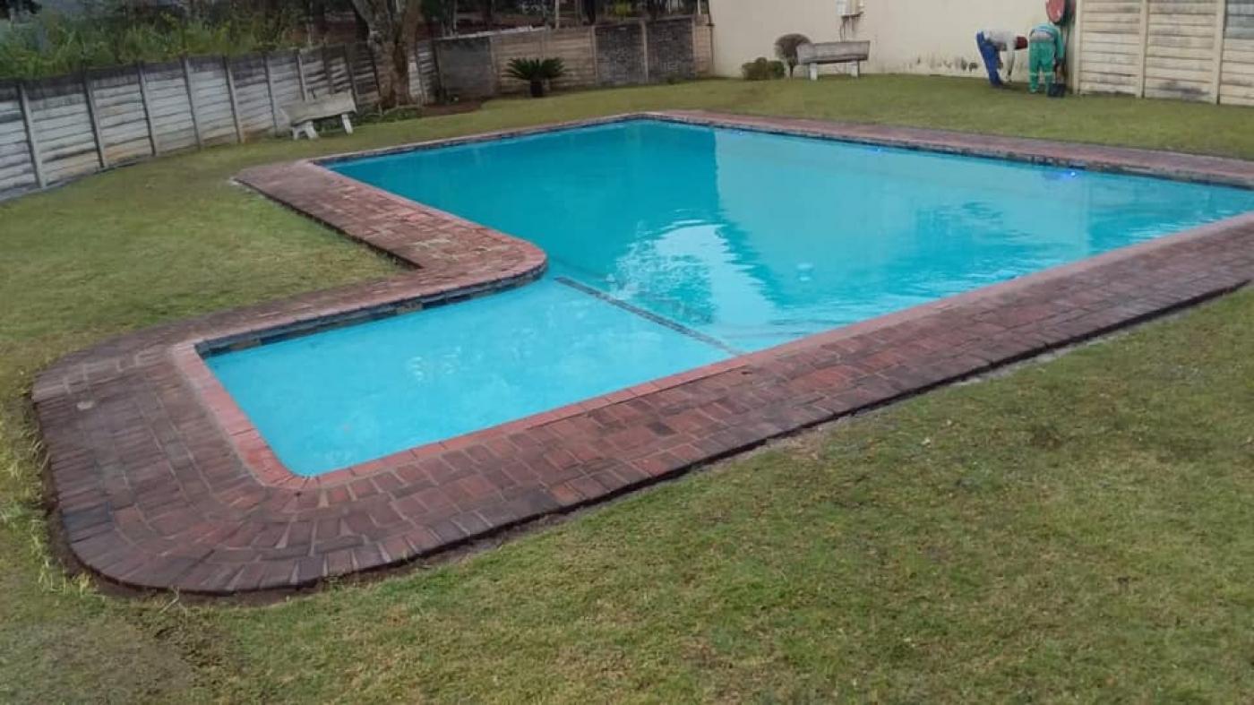 Pool remarble