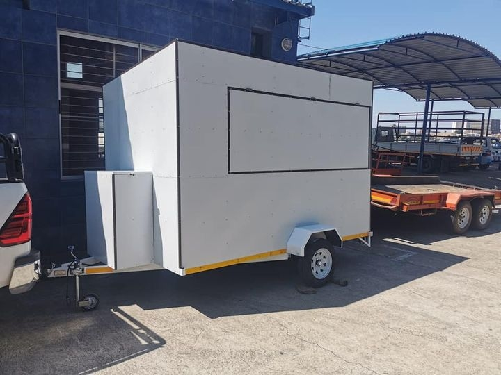 Mobile Kitchen Done.