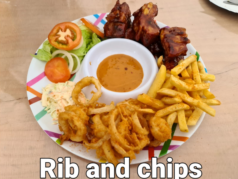 Rib & Chips