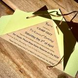 Kiara's invitation