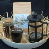 Plunger Coffee Gift Set
