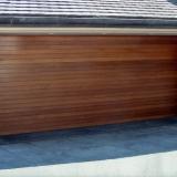 Modern Steel Garage Doors