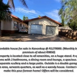 Affordable House in Kanonkop