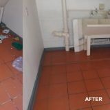 Before & After Cleaning