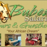 Bubezi Safaris, Tours and Guesthouse