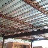New carport roof