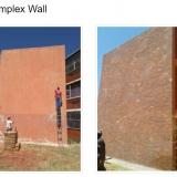 Complex Wall