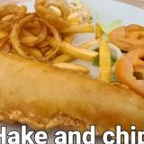 Hake & Chips
