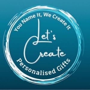 Let's Create Personalised Gifts
